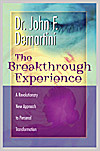 9781561708857 - Breakthrough Experience, The By John Demartini paperback